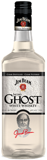 Jim Beam White Whiskey Jacob's Ghost...